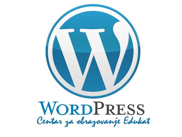 Web dizajn u WordPress-u