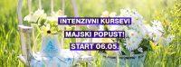 Majski popust na intenzivne kurseve engleskog, nemačkog i ruskog jezika - Academy Centar stranih jezika