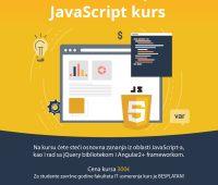 Osnovni kurs JavaScript & Angular 2+ Development