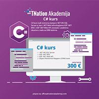 C# Development - Osnovni kurs