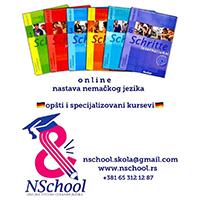Kurs nemačkog jezika - online