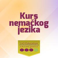 Kurs nemačkog jezika u grupama do 5 polaznika