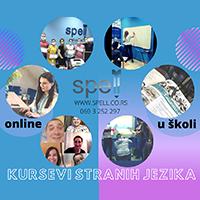 Škola stranih jezika i računara Spell