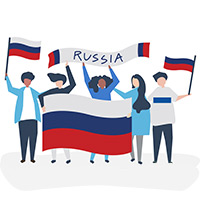 ONLINE Kurs ruskog jezika