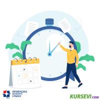 Online obuka - Upravljanje vremenom